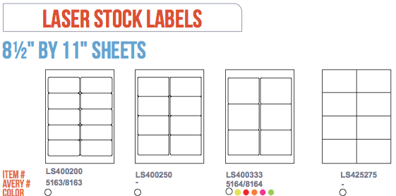 Laser-Stock Labels Layout1
