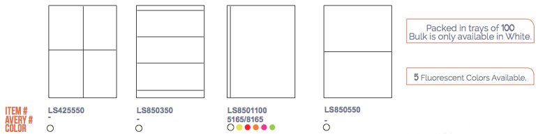 Laser-Stock Labels Layout2