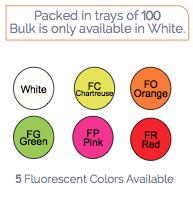 Laser-Stock Labels PMS Colors